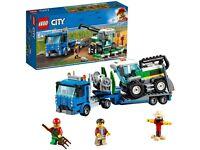 LEGO City Harvester Transport - 60223, Brand New, Sealed