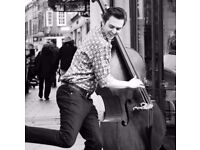 Double Bass lessons with Peter Lawson, BA, MA Music Performance