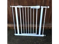 Baby / Child Stair Gate - Safety Pet Animal Dog Children Room Barrier