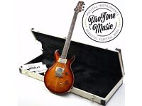 Paul Reed Smith PRS Santana 25th Anniversary 10 Top Sunburst & PRS Case & Tags
