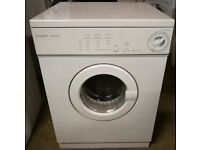 CREDA 5KG VENTED TUMBLE DRYER IN GOOD WORKING ORDER