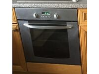 Indesit Built in Oven, in very good condition