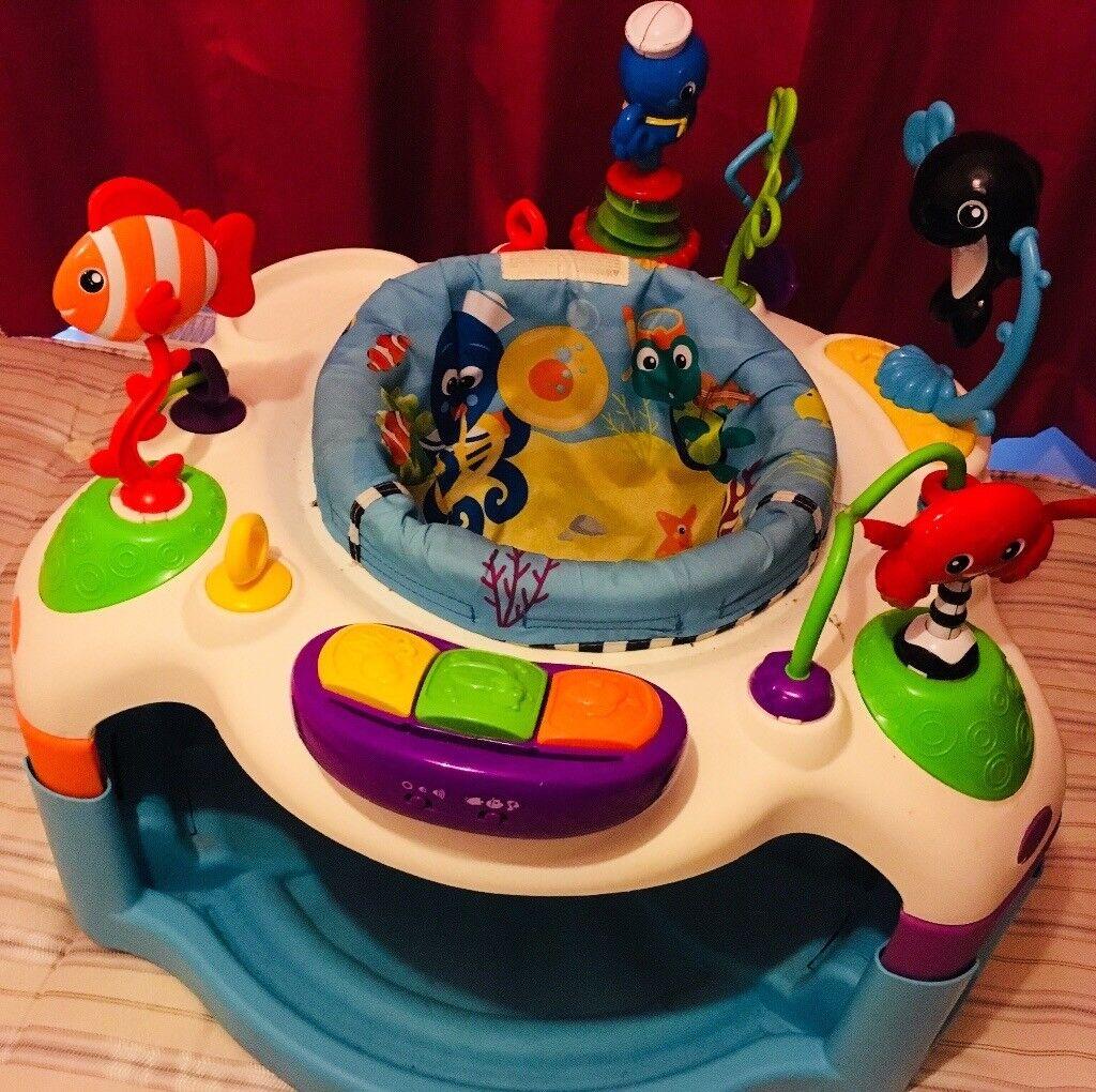 Baby Einstein Rhythm of the Reef Activity Saucer RRP £74.99