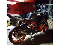 KTM DUKE FOR SALE *** FIRST MOT NOT DUE TIL 28 DEC 2018 ****