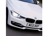 BMW 320D SPORT 184BHP 2012