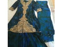 Beautiful Lengha - 12-14, maybe can fit size 16