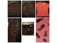 Womens clothing - 19 items - incl completely brand new items
