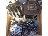 """Suzuki TS100 Trail Twinshock - Engine Spares """"Job Lot"""""""