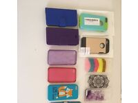 Job lot Iphone 5/5s covers