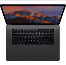 "New MacBook Pro 15.4"""