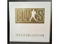ELVIS PRESLEY -THE E.P.COLLECTION