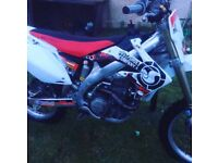 Crf450 06 just had a lot of money spent on it bike is in perfect working order bike is mint