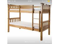 Used bank bed