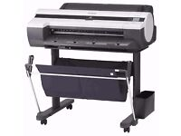 Canon imagePROGRAF IPF605 Large Format Inkjet Printer with Stand & Extra Paper