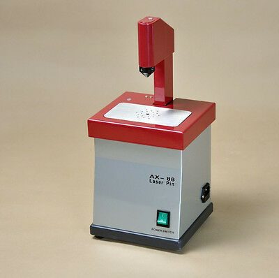 150w Dental Laser Planting Pin Drill Machine System For Denal Lab Ax-88 New