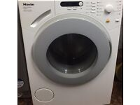Miele W1512 1200 Spin White LCD Washing Machine 1 YEAR GUARANTEE FREE FITTING