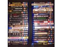 Blu-Ray Job Lot 44 Films!