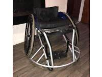 Basketball wheelchair (Not everyday chair)
