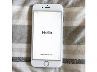 White/silver iPhone 6