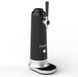 NEW Fizzics Waytap Beer Dispenser, Black