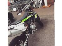 Yamaha rieju 125