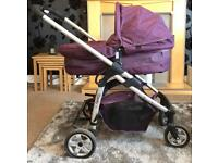 iCandy Cherry Full Travel System (including Maxi-Cosi Pebble Carseat)