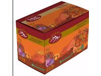 Saffron Tea Sahar...Khiz Brand 25 pieces healthy eating with best quality