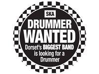 Drummer Wanted for Dorset's Biggest SKA BAND