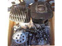 """Suzuki TS100 Trail - Engine Spares """"Job Lot"""""""