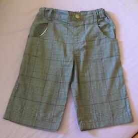 Boys Shorts (Grey)