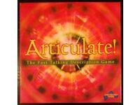 'Articulate!' Board Game