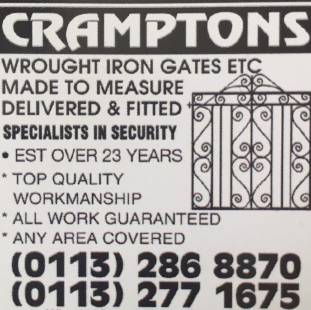 Gates, fencing, grills, hand rails, bollards, barriers, quad and motorbike cages