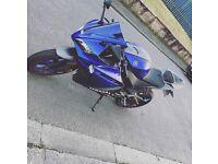 Yamaha yzf 125