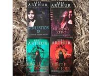 2 Supernatural Book Series By Keri Arthur