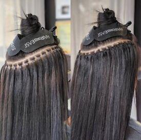 Hair Extensions Brazilian Knots La weave Nano London