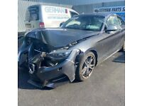 BMW 2 SERIES M235i F22 N55B30A ENGINE, GA8HP45Z GEARBOX, 3.08 REAR DIFF BREAKING FOR PARTS