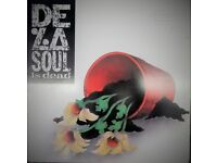 De La Soul ‎– De La Soul Is Dead - Original US pressing 1991 - Scarce