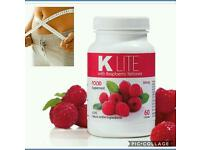 K Lite With Raspberry Keytones