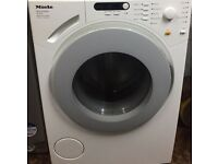 65 Miele W1512 5kg 1200 Spin White LCD Washing Machine 1 YEAR GUARANTEE FREE DEL N FIT