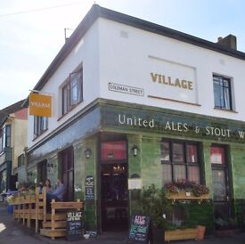 Chef wanted at Village