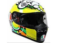 Brand new Rossi AGV helmet size 58