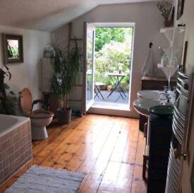Furnished 2 Bedroom Maisonette located near Preston Circus