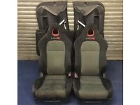 2003 53 Honda Civic Type R Front and Rear Seats Interior EP3