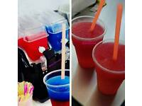 Unlimited Slush Puppy Puppie Slushies Machine Hire starting from £130 for 2 hours!