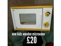 New kids microwave