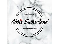 MOBILE HAIR EXTENSIONS / HAIRDRESSER