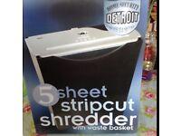 Brand new Shredder