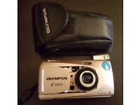 OLYMPUS i ZOOM 75 DELUXE APS Film POINT & SHOOT EXCELLENT LENS