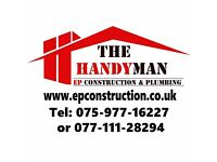 EP Construction @ Plumbing Services LTD- Bricklaying service in West Yorkshire