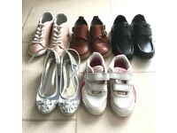 Kids / Girls / Boys / Infants Designer Trainers and Shoes - 100% Authentic - Excellent Condition!
